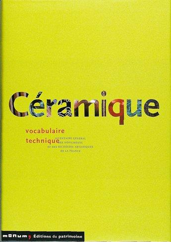 Cramique : Vocabulaire technique