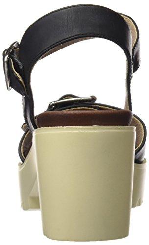 XTI - 046656, Scarpe col tacco Donna Nero