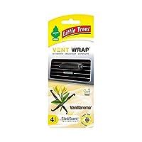 Little Tree Vanillaroma Vent Wrap Air Freshner