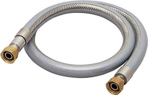 Flexible inox secure gaz naturel 2,00 m réf 38856