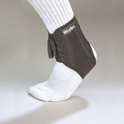Mueller Soccer Ankle Brace Ankle Support Bandage Active Sports Wrap