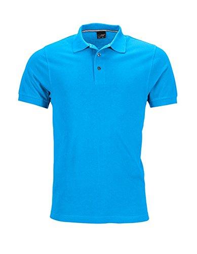 Men`s Pima Polo Regatta Blue