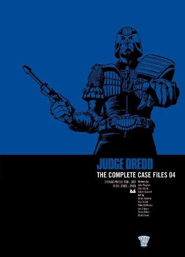 Judge Dredd The Complete Case Files 04 (English Edition)