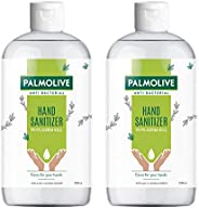 Palmolive Antibacterial Hand Sanitizer, 72% Alcohol Based Sanitizer, Kills Germs Instantly, Non Sticky, Gentle