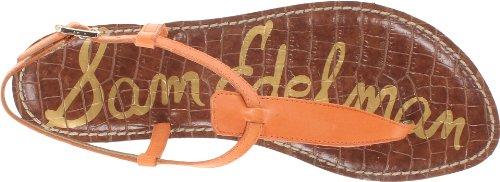 Sam Edelman - Gigi Womens - Saddle Tangelo cuir
