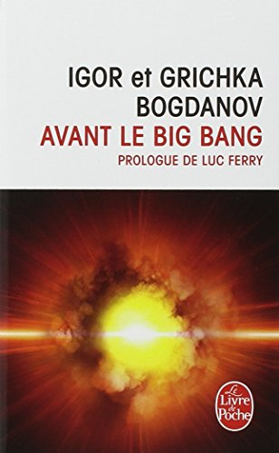 Avant le Big Bang : La création du monde