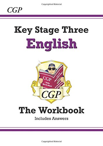 KS3 English Workbook (with Answers) por CGP Books