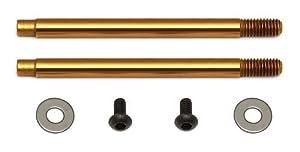 Team Associated ae91615-3x 21mm Shock shafts (V2), Tin