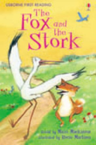 Fox and the Stork (First Reading)