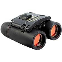 Sminiker 8-30x60 Faltfernglas Tag und Nacht Zoom Nachtsicht Binocular Fernglas für Reisen, Sport, Vögel Outdoor und Vogelbeobachtung
