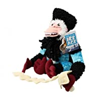 MGM Grand Ice Age 4 Soft Toy - Plüsch - Captain Gutt - 17 cm