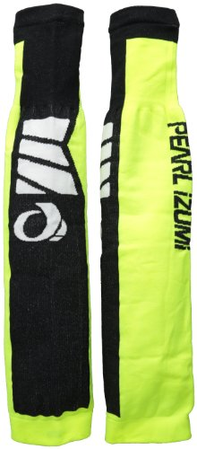PEARL IZUMI Select Thermal Lite Herren Armstulpen Stormy S Screaming Yellow (Pearl Izumi Nylon-handschuhe)