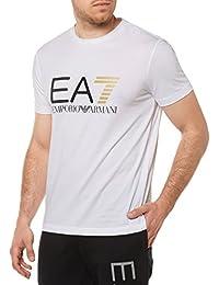 EA7 Emporio Armani - T Shirt 3ypte9 - Pj78z 1100 Blanc