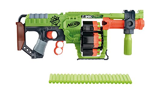 Hasbro Nerf B1532EU4 - Zombie Strike Doominator, (Gun Zombie)