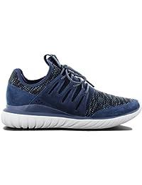 buy online 1944c 4b091 adidas Originals Tubular Radial Sneaker Mystery-Bleu Chaussures Homme  Baskets Top