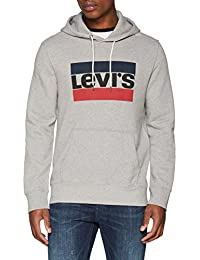 Levi's Graphic Po Hoodie-B, Sweat-Shirt à Capuche Homme