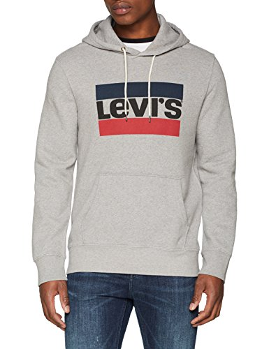 Levi's Graphic Po Hoodie-B, Sweat-Shirt à Capuche Homm