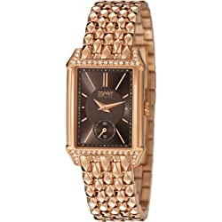 Esprit Collection Alke Rose Gold Plated Bracelet Women's Quartz Watch