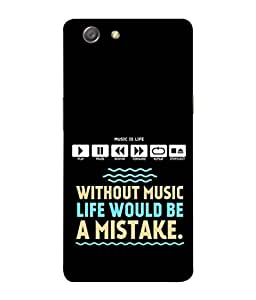 FUSON Designer Back Case Cover for Oppo Neo 5 :: Oppo A31 :: Oppo Neo 5S 2015 (Illustration Inspiration Change Motivate )
