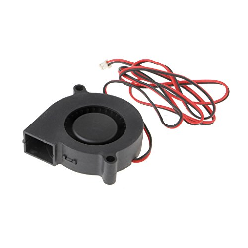 FXCO DC 12V 0.06A 5015 50x15mm Lüfter Projektor Gebläse Zentrifugal Brushless Lüfter -