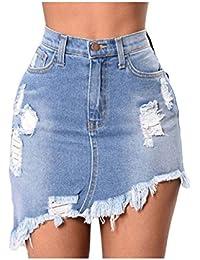 Medipaq Rock Hose oder Jeans Knopf TAILLENSTRECKER 3er Pack · EUR 6,00 ·  Frauen auf Hohen Taille Unregelmäßig Jeans - Rock Mini - Rock ceb656130f