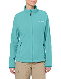 Vaude Womens Smaland Hooded Jacket, Chaqueta De Esquí Para Mujer, Turquesa (Icewater)