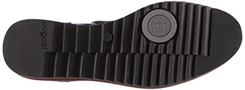bugatti Damen V7031pr1g Chelsea Boots Schwarz (schwarz 100)