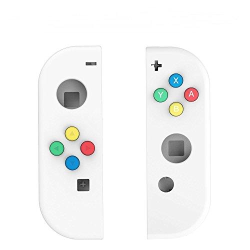 Myriann Portable Ersatz Shell Fall fur Nintendo Switch Joycon