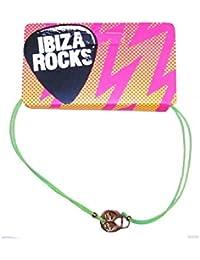 Ibiza Rocks: Bracelet Cordon Tête de Mort