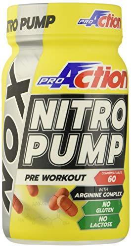 ProAction Nox Nitro Pump - Barattolo da 60 compresse