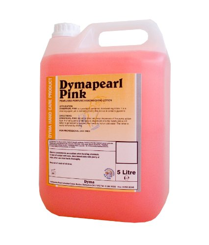 Dymabac KCDPP Hand Soap, Pink, 5 L