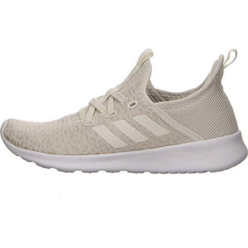 adidas Damen Cloudfoam Pure Laufschuhe Weiß Cloud White/Ice Mint, 42 2/3 EU
