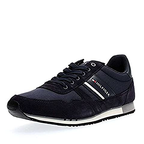 TOMMY HILFIGER FM0FM00979 MIDNIGHT SNEAKERS Homme MIDNIGHT
