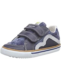 Geox B Kiwi Boy B, Zapatos Primeros Pasos para Bebés