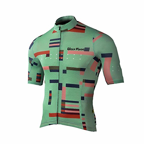 Uglyfrog 2018 Newest Bike Wear Cycling Jersey Breathable and quick-drying Men's Bike Summer Triathlon Clothes
