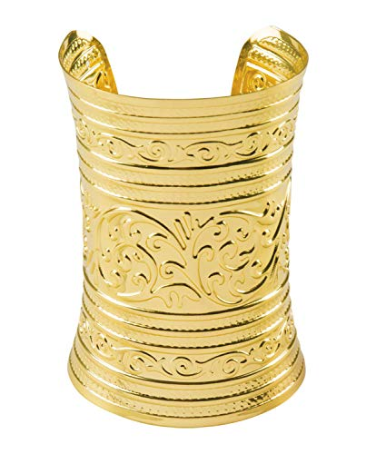 Boland 64464 Armband Noble of The Nile, Gold (Kostüme Ideen Für Halloween Der Auf)
