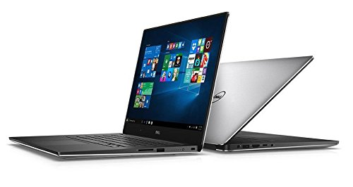Dell Gaming Notebook XPS 15 9560  15 6   4K Touch  Ultra HD  NVIDIA GeForce GTX 1050  Intel   Core    i7-7700HQ Prozessor  2 80 GHz   SSD  16GB RAM