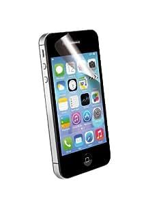 Meliconi 2 Films de Protection d'Écran Ultra Brillant - Pour iPhone 4/4S