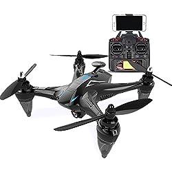 Zantec GW198 Profesional 5G WIFI GPS sin escobillas Quadrocopter con HD cámara RC Drone regalo de juguete