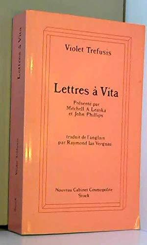 Lettres à Vita