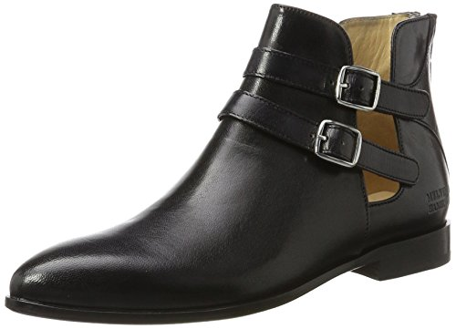 Hamilton Melvinamp; Boots Straps Venice Black Nat37 19Chelsea Ls FemmeNoir Eu Jessy rxeodBCW