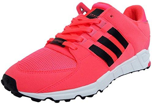 sports shoes a8da5 8bda9 Adidas Men EQT Support RF Running Shoes Pink - Black 6