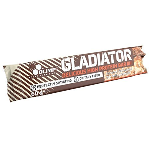 Olimp Sport Nutrition Gladiator Bar Barritas Energéticas,...