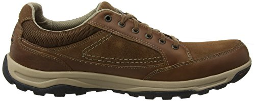 Rockport Herren Trail Technique Waterproof Oxford Derbys Braun (Tan)