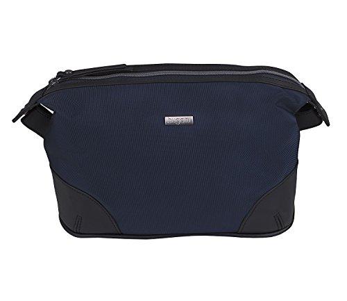 Bugatti WC Kit Contra, 30 cm, schwarz Blau