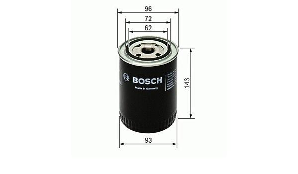 1 X Bosch F026407083 Ölfilter Auto