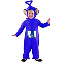 Joker 9601–001Teletubbies Tinky Winky disfraz de carnaval, en sobre, morado