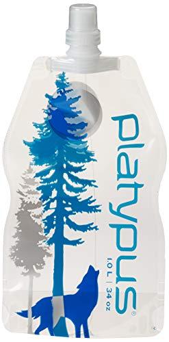 Platypus SoftBottle PP 1000ml wild Blue 2019 Trinkflasche -