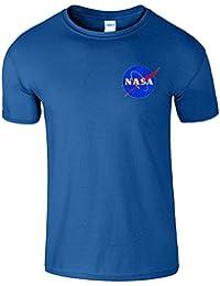 Nasa Space Astronaut Les chercheurs T-shirt hommes Nerd Geek