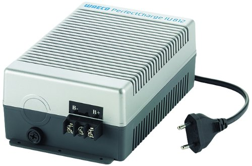 Preisvergleich Produktbild Dometic PerfectCharge IU 812, IU0U Auto Batterie-Ladegerät, 12 V, 8 A für KFZ, LKW, Wohnmobil, Boot